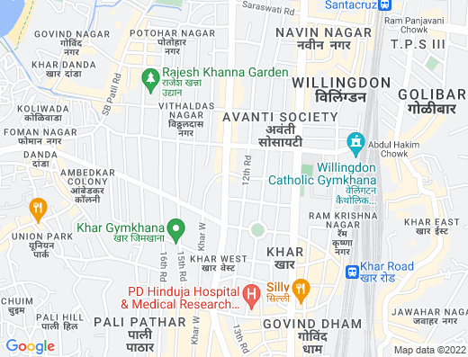 Flat on rent in Shalimar, Santacruz West